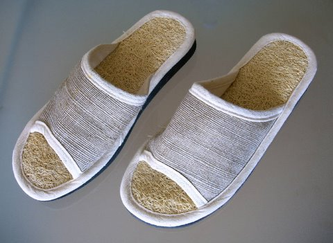 Cinnamon sandals